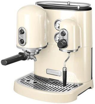 KitchenAid Artisan Espressomaschine 5KES2102EAC Creme