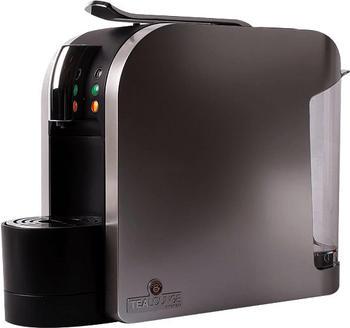 Teekanne Tealounge System (220–240V, silber;