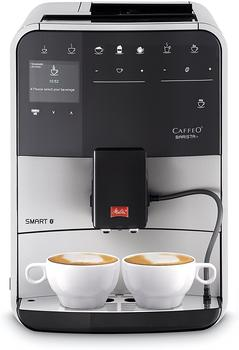 Melitta Caffeo Barista T Smart® F83/1-101, silber silberfarben