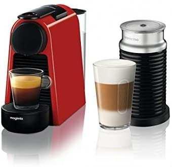 De Longhi Nespresso Essenza Mini EN85.RAE inkl. Aeroccino3