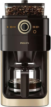 Philips HD7768/90 Grind & Brew