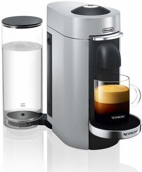 DeLonghi Nespresso VertuoPlus silber
