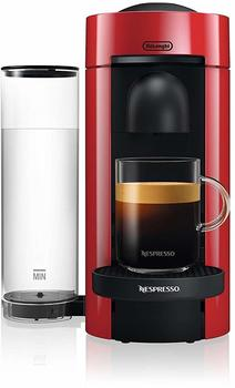 De Longhi Nespresso Vertuo ENV 150.R Freistehend Vollautomatisch Espressomaschine 1.1l Rot