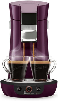 Philips Kaffeepadmaschine Viva Café HD6563/90, lila