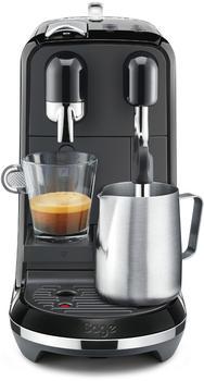 Nespresso Sage Sne500Bks Creatista Black Sesame