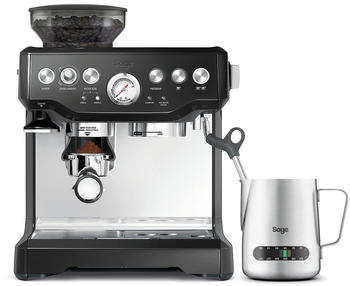 sage Appliances Ses875Bks2Eeu1A The Barista Express Espressomaschine,