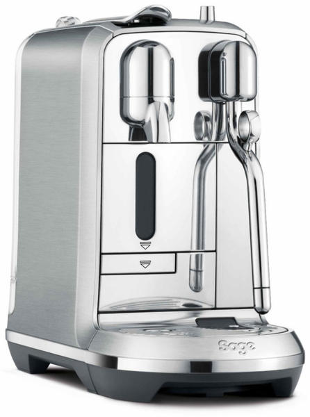 sage Appliances SNE800BTR2EGE1 the Creatista Plus Nespresso