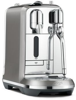 sage Appliances SNE800SHY2EGE1 the Creatista Plus Nespresso