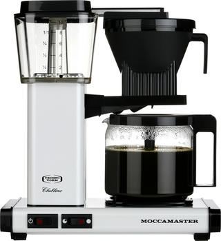 Moccamaster KBG 741 Off-White Filter-Kaffeemaschine