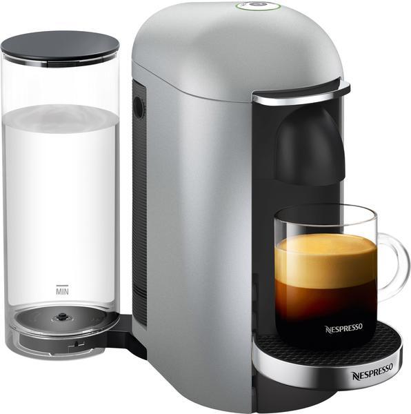 Krups Nespresso Vertuo Plus silber