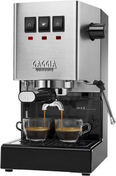 Gaggia 886948011010 Espresso Siebträger Edelstahl