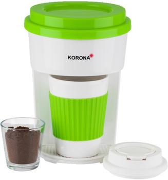 korona-12203-togo-kaffeemaschine-gruen-weiss