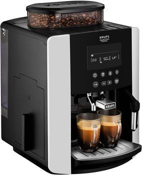 krups-ea8178-arabica-display-quattro-force-kaffeevollautomat-1450-watt-wassertankkapazitaet-1-8l-pumpendruck-15-bar-lcd-display-schwarz-carbon-optik