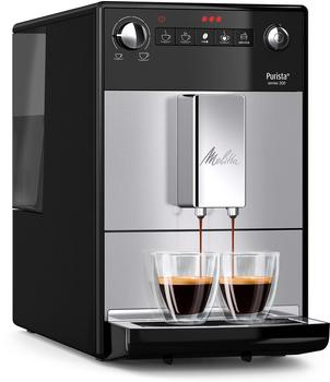 Melitta F23/0-101 Purista® Kaffeevollautomat Silber