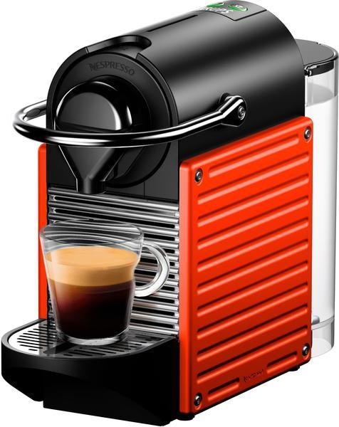 Krups Nespresso Pixie XN 3045 Electric Red