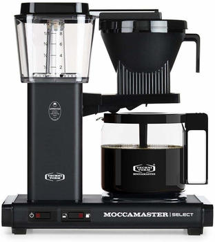 technivorm-moccamaster-kbg-select-matt-black