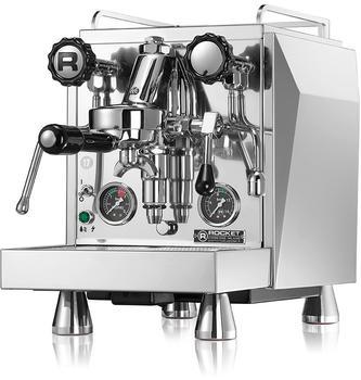 Rocket Espresso Giotto Cronometro R silber