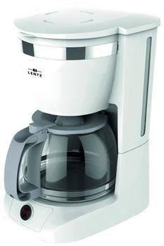 Lentz Kaffeemaschine weiß (74103)