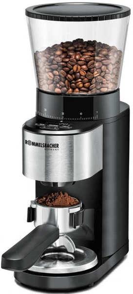 Rommelsbacher EKM 500 Kaffeemühle mit Waage