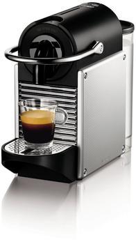 DeLonghi EN 125 S Nespresso Pixie Aluminium