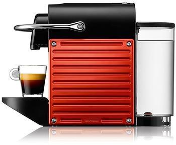 Testbericht Krups Nespresso Pixie XN 3006 Electric Red