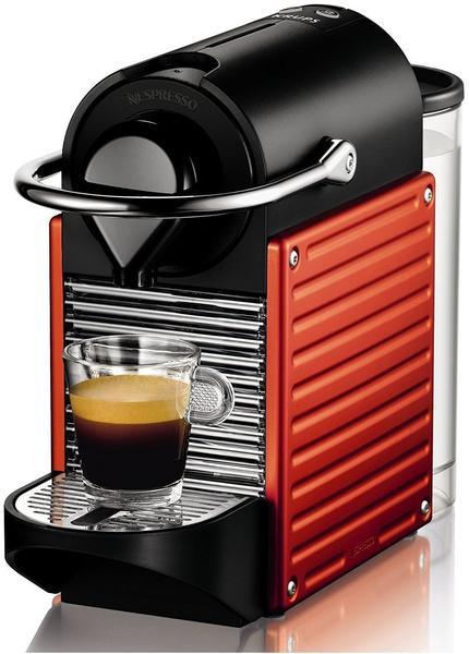 Krups Nespresso Pixie XN 3006 Electric Red