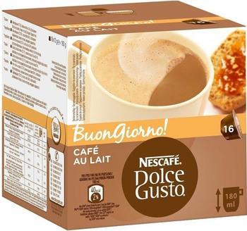 Nescafé Dolce Gusto Café au lait (16 Port.)