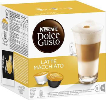 Nescafé Dolce Gusto Latte Macchiato (8 Port.)