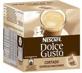 Nescafé Dolce Gusto Cortado Espresso Macchiato (16 Port.)
