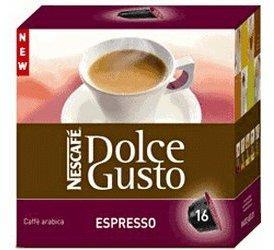 Nescafé Dolce Gusto Espresso (16 Port.)