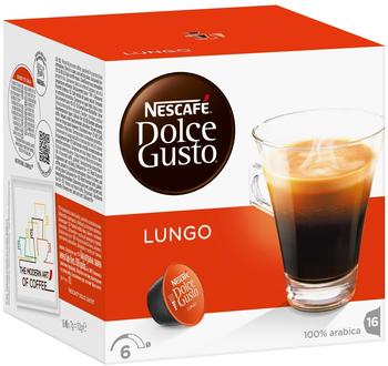 Nescafé Dolce Gusto Caffe Lungo (16 Port.)