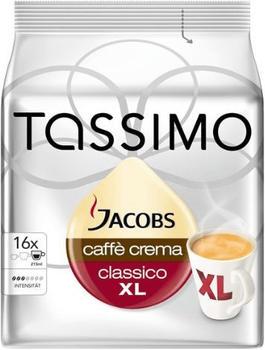 Tassimo Jacobs Caffè Crema classico XL T-Disc (16 Port.)
