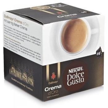 Nescafé Dolce Gusto Dallmayr Crema d'Oro (16 Port.)
