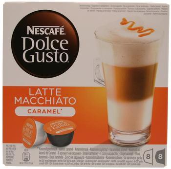 Nescafé Dolce Gusto Latte Macchiato Caramel (8 Port.)