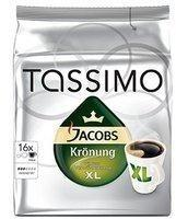 Tassimo Jacobs Krönung XL T-Disc (16 Port.)