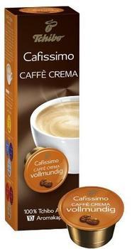 Tchibo Cafissimo Caffè Crema vollmundig 10 Kapseln