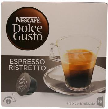 Nescafé Dolce Gusto Espresso Ristretto (16 Port.)