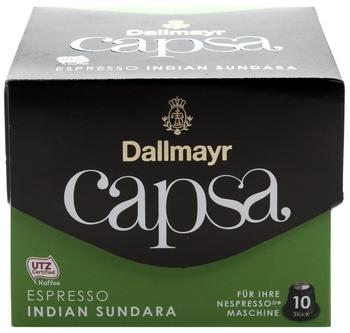 Dallmayr capsa Espresso Indian Sundara (10 Port.)