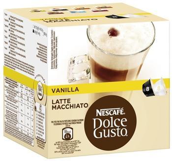 Nescafé Dolce Gusto Latte Macchiato Vanilla (8 Port.)