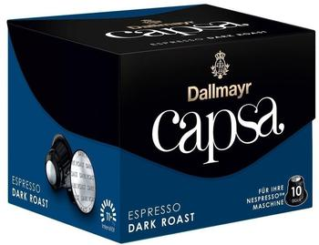 Dallmayr capsa Espresso Dark Roast (10 Port.)