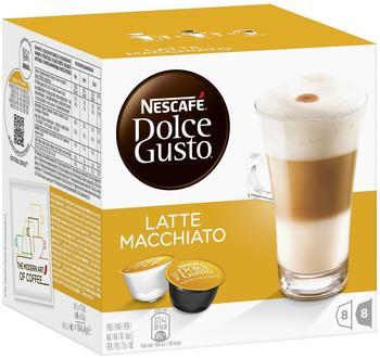 Nescafé Dolce Gusto Latte Macchiato 3x16 Kapseln