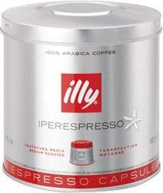 illy Iperespresso MIE-System Normale Röstung (N) (21 Port.)
