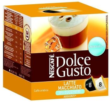 Nescafé Dolce Gusto Latte Macchiato Ungesüßt (8 Port.)