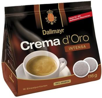 Dallmayr Crema d'Oro intensa (16 Port.)