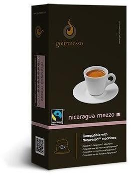 Gourmesso Nicaragua Mezzo 3x10 Kapseln