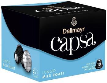 Dallmayr capsa Lungo Mild Roast (10 Port.)