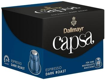 Dallmayr Capsa Espresso Dark Roast 5x10 Kapseln
