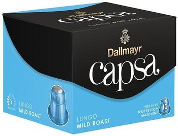 Dallmayr Capsa Lungo Mild Roast 5x10 Kapseln