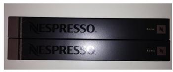 Nespresso Roma 20 Kapseln