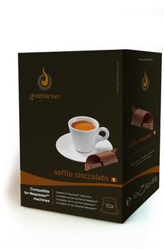 Gourmesso Soffio Cioccolato 10x10 Kapseln